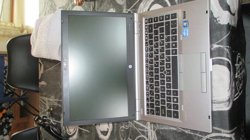 HP 8460p, 2.2 GHz, 8 GB ram