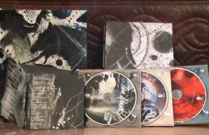 Rare-Factory-Sealed-Book-Rich-Shapiro-Wild-Animus-Collector-box-Set-with-3-CD-039-s