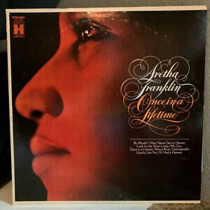 ARETHA-FRANKLIN-Once-In-A-Lifetime-HS-11349-12-034-Vinyl-Record-LP-EX