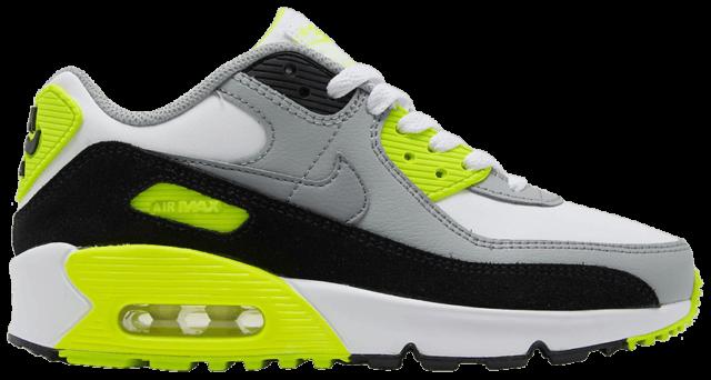 Nike Air Max 90 Print Ltr (gs) Sz 7y