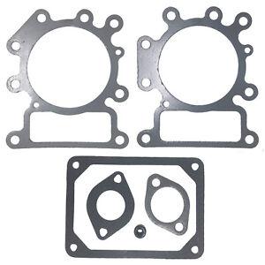 Engine Gasket Set For Briggs /& Stratton 31C707 31C777 31D707 31D777 31E507