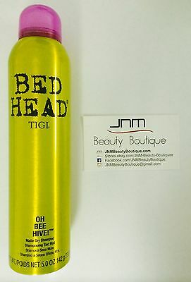 TIGI  Bed Head Oh Bee Hive! Matte Dry Shampoo 5 oz