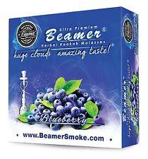 BlueBerry Beamer Molasses 50g Hookah Shisha Nargila pipe Tobacco Free USA