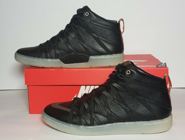 f1727cdef70 Nike KD VII 7 NSW Lifestyle QS Mens Shoe Size 10 653871-001 Black ...