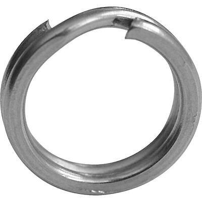 Rhino Black Cat Xtreme Split Ring 10 Stück Sprengring Stabil Wels 6157 010