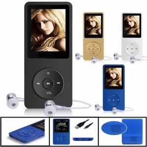 Portable-Multifunction-8GB-70-Hours-Playback-Lossless-Sound-Music-AVI-MP3-Player