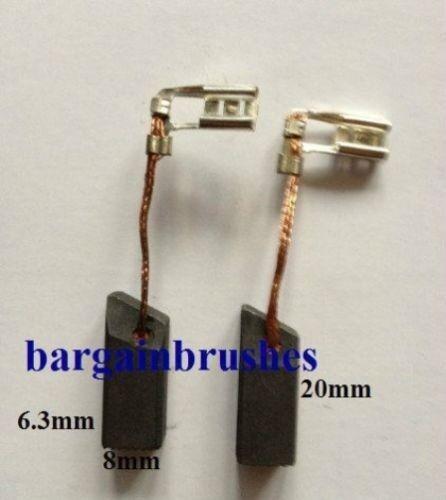 CARBON BRUSHES FOR AEG HAMMER  DRILL PH5 PH5F PH5H PH PH5S PHE5H ATLAS COPCO D70
