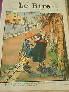 Nos-Gosses-dessin-de-Poulbot-Humour-Print-1911