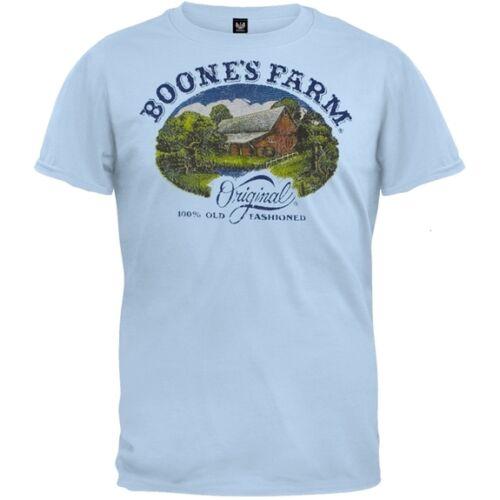 Original Soft Adult Mens T-Shirt Boones Farm