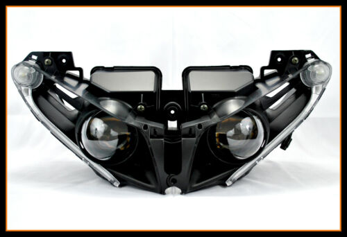 Front Headlight Head Lamp Assembly For YAMAHA YZF R1 YZFR1 YZF-R1 2012 2013 201