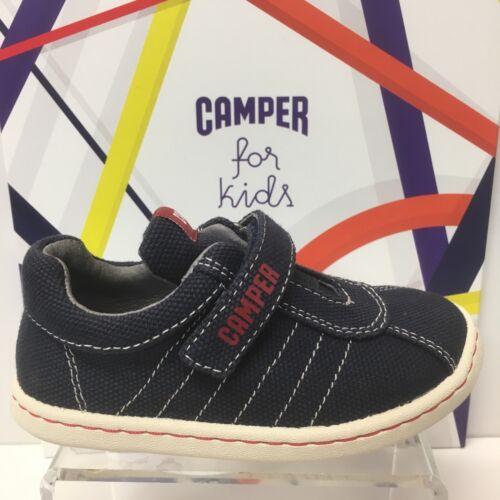 001 Camper in Scarpe Infant casual k800083 blu tela Uno di Boys marino 0r0OPwFx