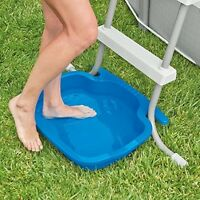 Foot Bath For Above Ground Pool Ladder Hot Tub Swimming Pool Accessories Parts