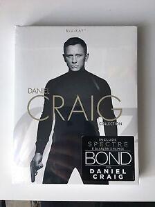 007-Box-Daniel-Craig-Casino-039-Royale-Skyfall-Quantum-of-Solace-Spectre