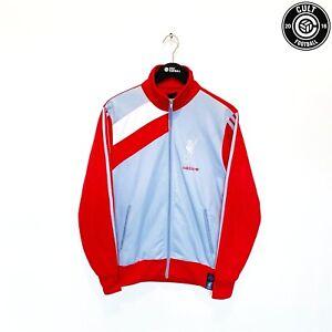 1985 LIVERPOOL Retro adidas Originals Football Jacket Track Top (M) Dalglish