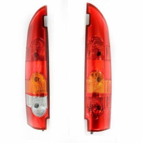 For Renault Kangoo Mk2 4//2003-2008 Rear Tail 2 Rear Door Lights 1 Pair