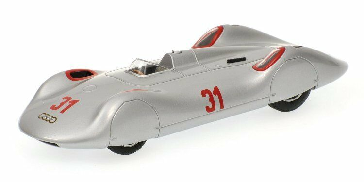 Auto Union Union Union Type C Avus Streamliner 1937 1 43 Model MINICHAMPS fbedc3