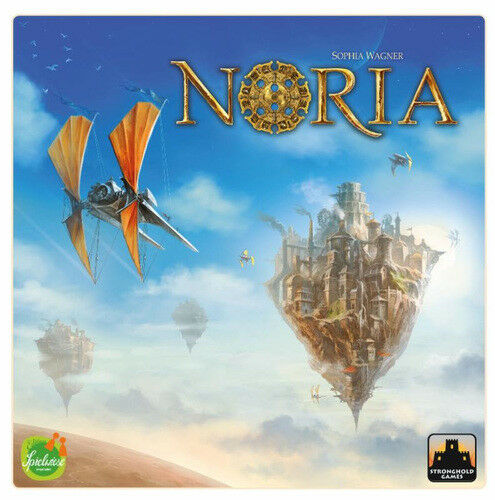 Noria – Fantasy Strategy Board Game