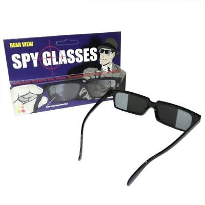 3x Spy Glasses with Mirrors for Rear View Secret Agent Science Cool Toy
