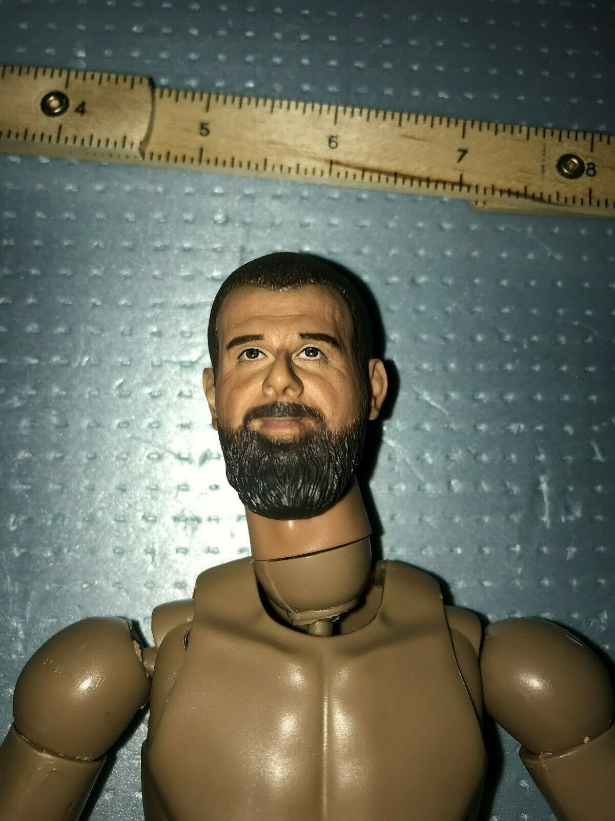 1 6 Scale Scale Scale Flagset 75th Ranger Nude Figure -  Soldier Story c67035