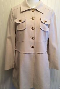 Coat Etcetera Nwt Taille Trench 14 T5Wr15zq