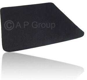 BLACK-Hi-Quality-Mouse-Mat-Pad-Foam-Backed-Fabric-5mm-3-for-the-price-of-2