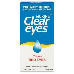 MURINE-CLEAR-EYES-15ML-EYE-DROPS-CLEARS-RED-EYES-REDNESS-IRRITATION