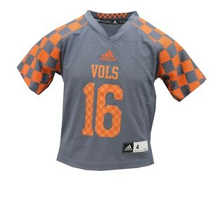 outlet store 5f6ef e2ec4 Details about Tennessee Volunteers Official NCAA Adidas Kids & Youth Size  Football Jersey New