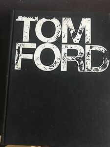 Tom Ford Ten Years luxury coffee table books show stopper for
