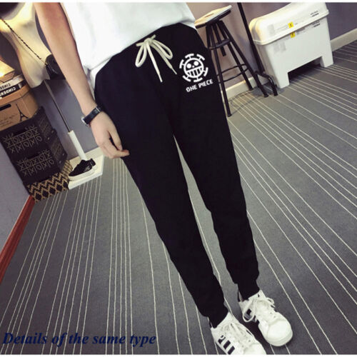 Anime Akame ga KILL Cotton Sweat Pants Cosplay Sport Trousers Joggers Lover New