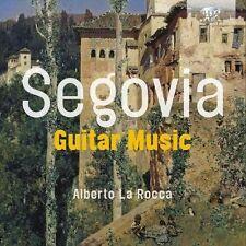 La Rocca,Alberto - Guitar Music - CD