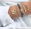 Bracelet-Bijoux-Dore-Or-Argent-Pendentif-Anneaux-Chaine-Perles-Femme-Enfant-Ado miniature 7