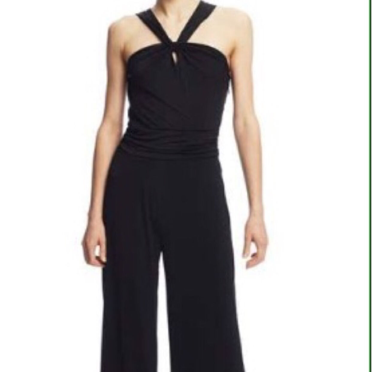 Womens' gorgeous dressy jumpsuit, size M, NWT