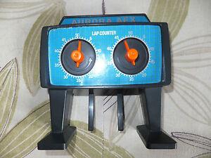Afx 50 Lap Counter,, Tomy, Ho Track, Excellent Cond. Aurora,, Tyco, Micro-afficher Le Titre D'origine Une Grande VariéTé De ModèLes