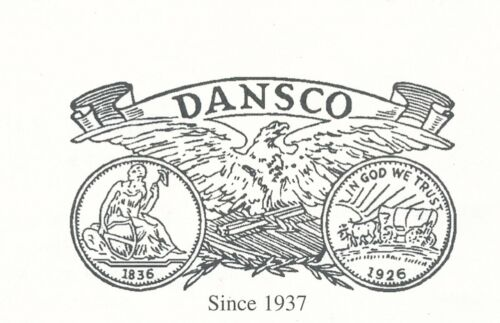 DustCover Dansco 1-1//8 inch Corrosion-Inhibiting SlipCase