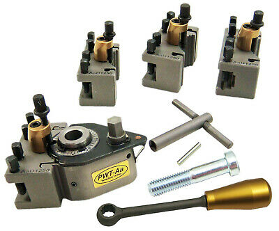 40 position Quick Change Tool Post system Multifix QCTP size Aa original design