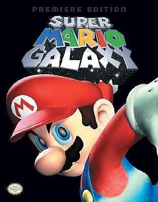 Super mario galaxy 2 guide book