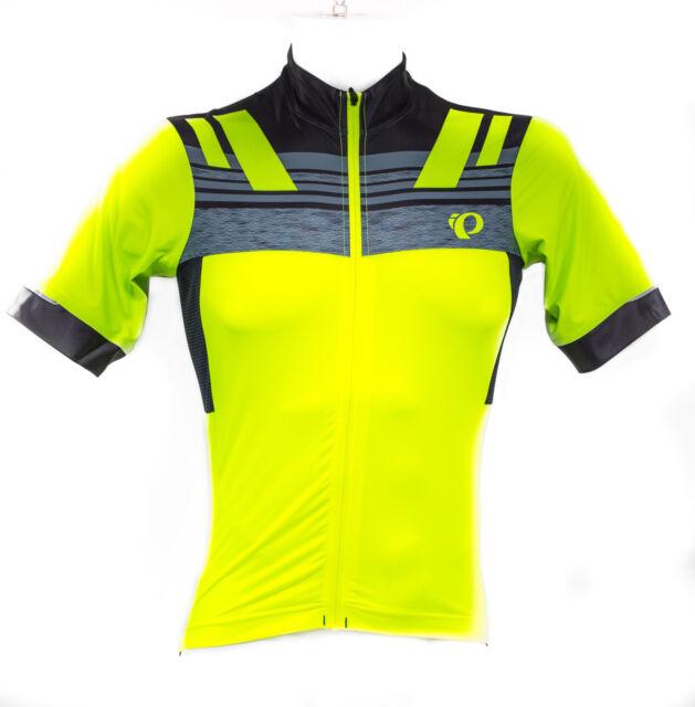 Pearl Izumi Pro Escape Men s Cycling Jersey Screaming Yellow Large L ... 517bb6ec8