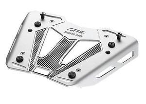 GIVI Aluminium Plate Kit M8A Silver for Monokey Topcases