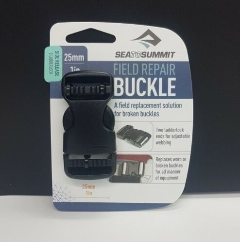 SIDE RELEASE SEA TO SUMMIT FIELD REPAIR BUCKLE 2 SIZES AVAILABLE
