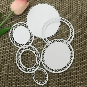 Lace-Ring-Cutting-Die-Embossing-Stencil-Art-Scrapbook-DIY-Greeting-Card-Decor