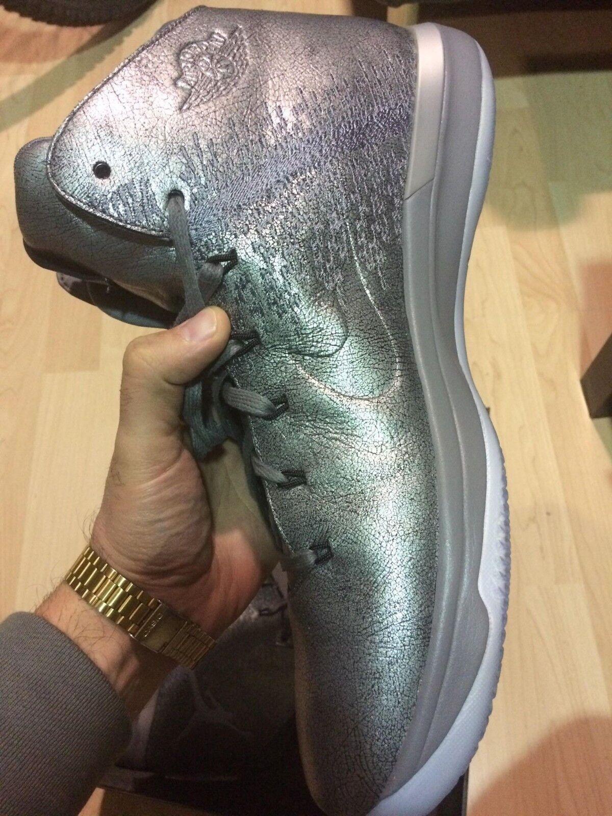 JORDAN XXXI XXXI XXXI PRM scarpe BATTLE grigio RARE, US Dimensione 15. BRAND NEW     17fbca