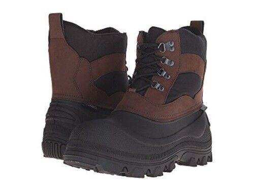 Nuevas botas De Punta Tundra Bristol nominal -30 ° F Impermeable Bota De Hombre