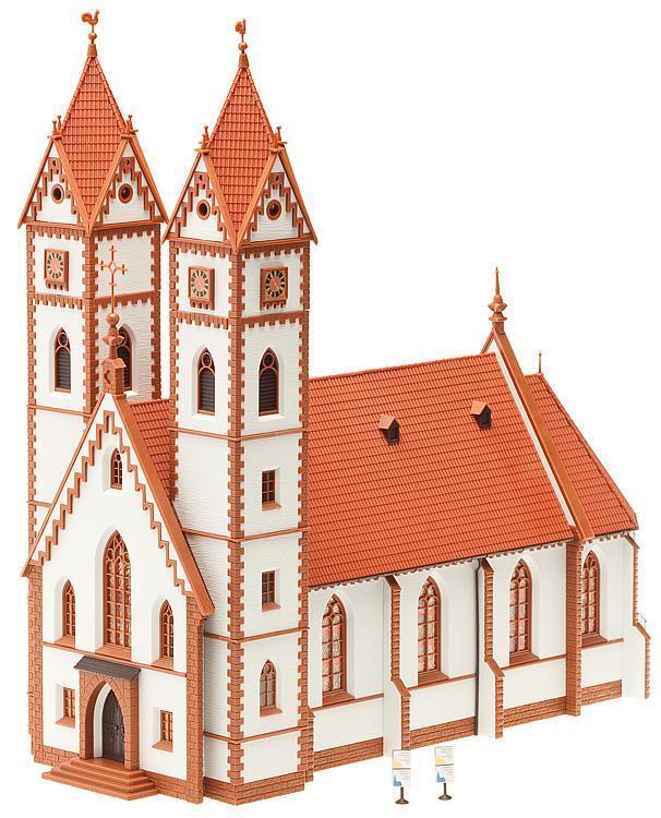 Faller H0 130905 Bausatz Stadtkirche Stadtkirche Stadtkirche    Schöne Kunst  587d23