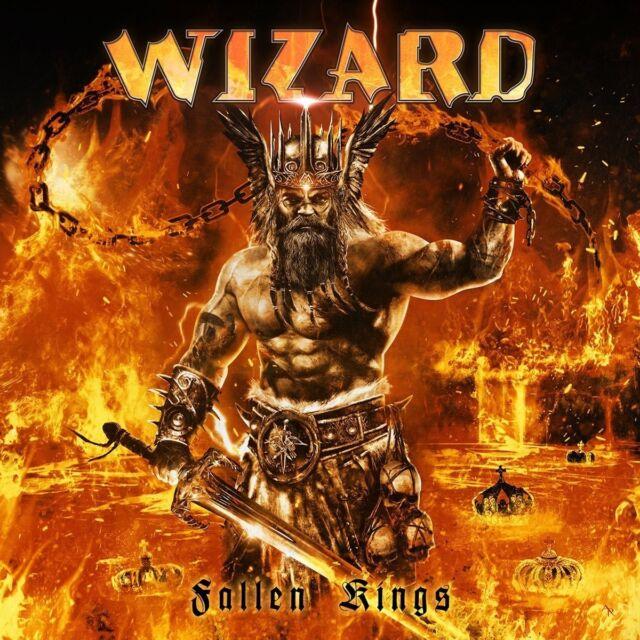 WIZARD - FALLEN KINGS (LIMITED DIGIPAK)   CD NEU