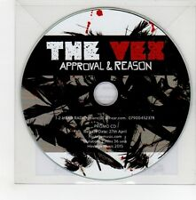 (GE491) The Vex, Approval & Reason - 2015 DJ CD