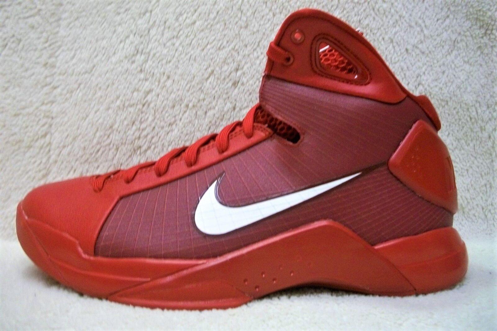 Nike hyperdunk '08 - team rot mfg ab 150 dollar