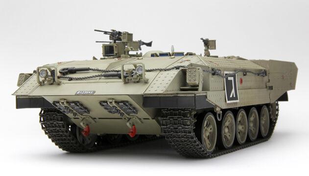 Véhicule de transport de troupes ISRAÉLIEN - KIT MENG MODEL 1 35 n° SS003