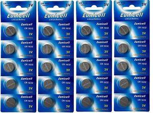 ENVOI-SOUS-SUIVI-EUNICELL-20-piles-CR1632-1632-3V-Lithium