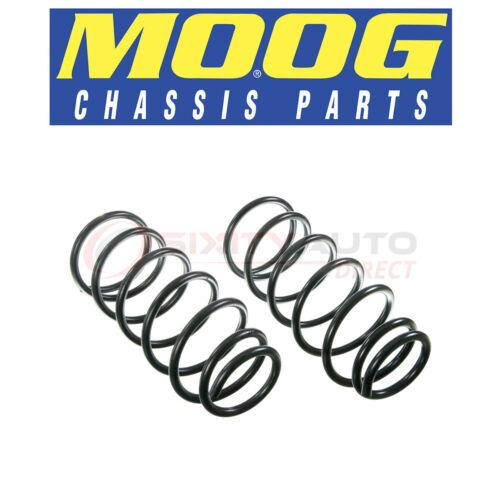 Suspension oe Moog Coil Spring Set for 1996-1999 Nissan Sentra 1.6L L4