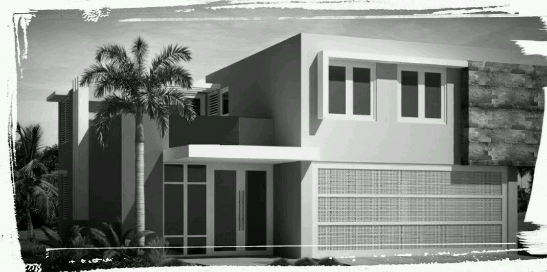 MODERN 2 STORY HOUSE PLAN (ELISE MODEL) MODERN HOME DESIGN